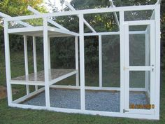 The Triple C  (The Crouches Chicken Coop)     Hi everyone, I decided to post some pictures of our...