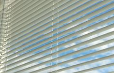 Aluminium Venetian Blinds come in a range of sizes. Slimline - Classic - or Micro - Electric Blinds, Roller Blinds, Venetian, Curtains, Range, Home Decor, Classic, Home Ideas, Derby