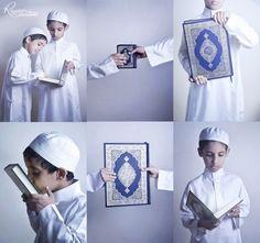 Muslim child...