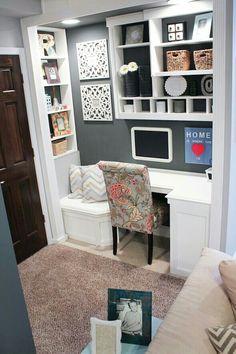 Closet escritorio