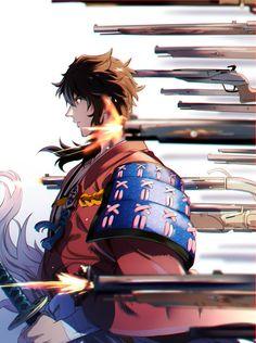 Muttsun~~ Touken Ranbu, Hot Anime Boy, Anime Guys, Mutsunokami Yoshiyuki, Samurai Armor, Anime Fantasy, Fantasy Art, Cartoon Games, Manga Comics