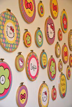 Encontrando Ideias: Tema Hello Kitty