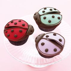 Ladybird Cupcakes | Craft Ideas & Inspirational Projects | Hobbycraft