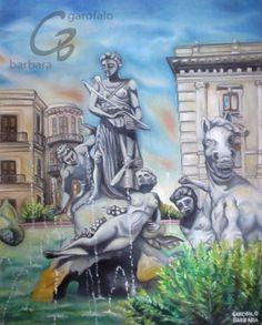 La fontana di Artemide