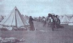 Concentration Camps where the Boerwoman, their children and the elderly were held during the Anglo-Boer War