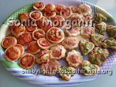 Pizzette di finta sfoglia