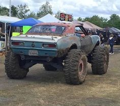 "611 Likes, 13 Comments - Chris Duke (@chrisduketv) on Instagram: ""Gotta love a #musclecar with a 4x4 conversion."""
