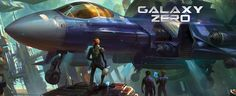 Galaxy Zero – frenetico shoot 'em up spaziale per Android !