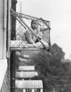 A Little Fresh Air – An Odd Invention of the Early 20th Century