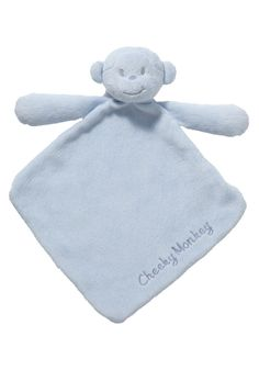 F&F Monkey Comforter http://www.clothingattesco.com/accessories/f+f-monkey-comforter/invt/kl512273&bklist=icat,5,shop,catgkids,babywear-0-2-years,baby-accessories