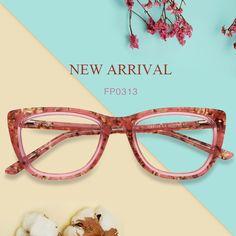 9e7159d89c2 April Cat Eye Glasses FP0313-01 Prescription Glasses Online