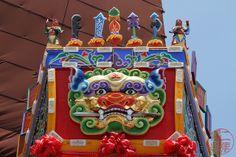 #Taiwan  建醮