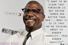 "Terry Crews on the mindset that leads to rape -- ""We're battling a mindset.. It's like cutting a tree down by the leaves -- it just grows back... The tree needs to come down and nobody's getting at the stump and the stump is a mindset that people feel they're more valuable than each other. And that's what I'm attacking."""