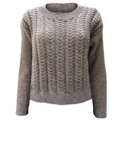 Karen Marias Sweater kort model - Kvinder - Andre designere - Designere