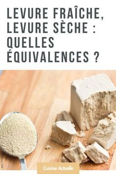 Drink Recipes 68592 Fresh yeast, dry yeast: which equivalents? Vegan Crockpot Recipes, Vegetarian Recipes Dinner, Easy Chicken Recipes, Cooking Chef, Cooking Tips, Cooking Recipes, Drink Recipes, Dry Yeast, How To Make Bread