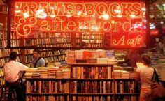 KramerBooks & Afterwords Café --one of our favorite DC bookstores :)