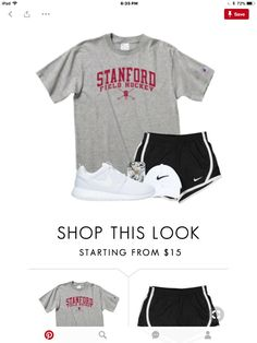 Sporty look summer school outfits, college outfits, sporty summer outfits, short outfits, Cute Sporty Outfits, Lazy Outfits, Sporty Look, College Outfits, Sport Outfits, Casual Outfits, Lazy College Outfit, Cute Athletic Outfits, Inspired Outfits