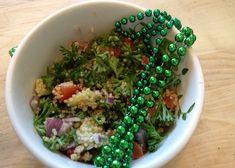 Not-So-Fat Tuesday: Skinny Tabbouleh Salad | Reboot With Joe