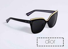 Gafas de moda estilo Cat Eye de Dior  #moda #fashion #bloggeralicante #andorra #madrid #valencia