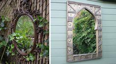 espelho jardim - Pesquisa Google