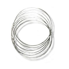 Packs of 6 memory wire coils ideal for making jewellery Thank you for looking at our items Please remember we can supply anything for all your