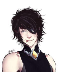 Eldarya #Otome #Game #Anime Nevra > http://eldaguardian.tumblr.com/ <