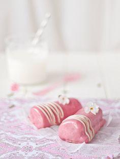 Como hacer bizcochos de panteras rosas
