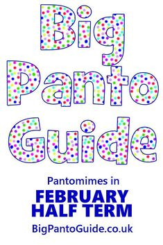 Big Panto Guide - Pantomines and Christmas shows for all the family in the UK Plus Easter pantos, February Half Term pantos, Summer Pantos and even Halloween Pantos. Big Panto Guide - find a pantomine, christmas show or children's show in the UK Pantomime, Christmas Shows, Halloween Christmas, Christmas Ideas, Outdoor Games For Kids, Family Days Out, Summer Activities For Kids, Family Movies, About Uk
