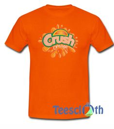 e426b779 Orange Crush Logo T Shirt For Men Women And Youth