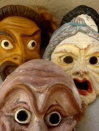 Greek & Roman Masks (01)