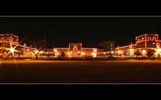 Texas Tech University @ Christmas
