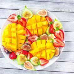 Gorgeous fruit platter by @cinnamonconnor  #bestofvegan by Zurvita Zeal Wellness