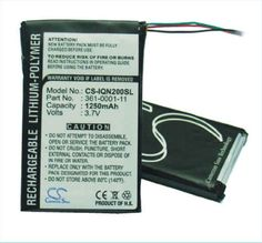 Save $ 10 order now 1250mAh Li-Polymer Replacement Battery at GPS Tracking Devic