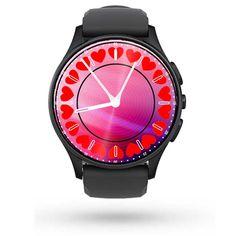 Hearts Watch Face Samsung | Watch Faces met Uw naam - bedrijfsnaam