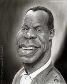 Caricatures of Celebrities 14
