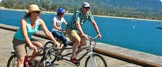 Plan your perfect family day in Santa Barbara with this itinerary! #SantaBarbaraHoliday
