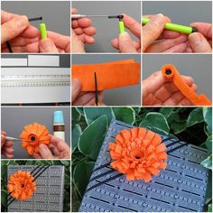 How to make quilling paper mums quilling paper quilling and how to learn to make nice quilling paper flower arrangement from flower design school artists step mightylinksfo