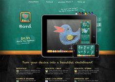 30 Beautiful iOS App Website Designs for Inspiration Web Design, Graphic Design, Website Designs, Website Design Inspiration, Wireframe, Showcase Design, Educational Technology, Ios App, Mood Boards