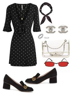 Conservative Looks by sidnoel on Polyvore featuring polyvore, fashion, style, Chanel, Fope, Forevermark, Botkier and clothing