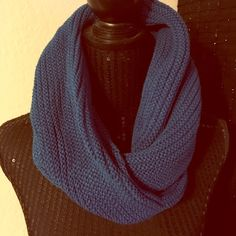 Knit Infinity Scarf Infinity scarf Accessories Scarves & Wraps
