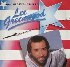 """Lee Greenwood's """"God Bless the USA"""" always makes me stop, listen, and think. We have taken so much for granted in America. The video is beautiful. We have a video of my daughter singing it when she was about 5 years old. It is precious."""
