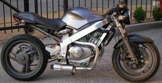 Honda HAWK Streetfighter (Yes) - Suzuki SV650 Forum: SV650, SV1000, Gladius Forums