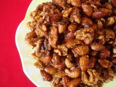 Honey Roasted Mixed Nuts