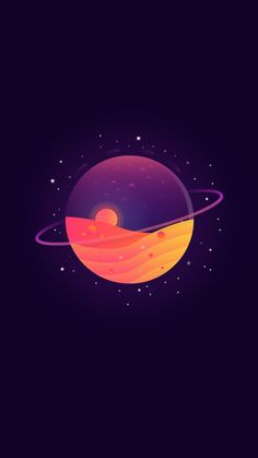 Dark Purple Planet Iphone Wallpaper Mobile Wallpaper Cool Wallpaper Iphone Wallpaper Lock
