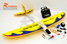Skyhawk RTF Glider