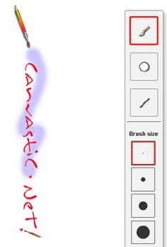 Kleki online drawing tool. Web 2.0. X-Application plugin doesn\'t ...