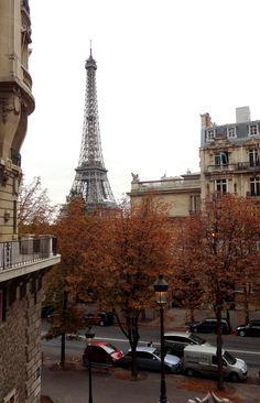 Autumn in Paris...