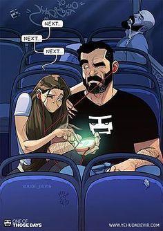 Love Cartoon Couple, Cute Couple Comics, Couples Comics, Cute Couple Art, Cute Love Cartoons, Funny Couples, Funny Cartoons, Funny Comics, Cartoon Humor