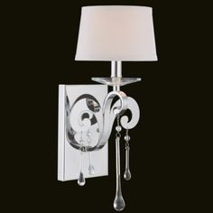 """$210- Niva Wall Sconce by Savoy House; Height 15.88"""", Width 7.25"""""""