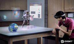How Mixed Reality Will Shape The Event Industry - Mixed reality blurs the lines between the real and virtual worlds. Those blurred lines will soon be commonplace at events. Are you ready?
